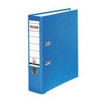 Falken Ordner Color Vegan 80mm DIN A4 Werkstoff: Pappe Material der Kaschierung außen: Polypropylen Material der Kaschierung innen: Papier aqua