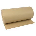 Soennecken Packpapierrolle 50 cm x 300 m (B x L) 75g/m² 100 % Altpapier natronbraun