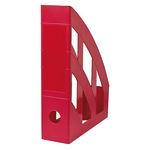 Soennecken Stehsammler 7,5 x 31,6 x 24,2 cm (B x H x T) DIN A4 Werkstoff: Polystyrol rot