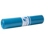 Müllsack Premium 65+55 x 135 cm (B x H) 60µm 240l Polyethylen blau 10 St./Pack.