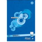 Ursus® Briefblock DIN A5 kariert 70g/m² weiß 50 Bl.