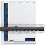 STAEDTLER® Zeichenplatte Mars® DIN A4 ohne freie Nullpunktwahl Kunststoff weiß