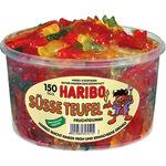 HARIBO Fruchtgummi Süße Teufel 150 x 8 g/Pack.