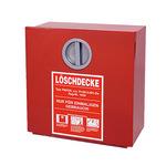 SÖHNGEN® Feuerlöschdeckenkasten Löschdecke 0602054 30 x 30 x 12,5 cm (B x H x T) Metall rot