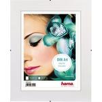 Hama Bilderrahmen Clip-Fix 21 x 29,7 cm (B x H) 15 x 21 cm (B x H) Reflexglas transparent