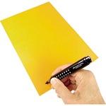 Moderationskarte Notes XL 30 x 21 cm (B x H) Polypropylen orange