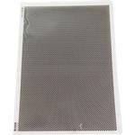 pro|office Sichthülle ProtecXt DIN A4 0,14mm oben, rechts offen dokumentenecht Polypropylen schwarz glänzend 10 St./Pack.