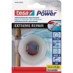 tesa® Gewebeband extra Power® Extreme Repair Innenbereich, Außenbereich 19 mm x 2,5 m (B x L) transparent