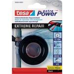 tesa® Gewebeband extra Power® Extreme Repair Innenbereich, Außenbereich 19 mm x 2,5 m (B x L) schwarz