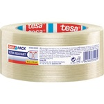 tesa® Packband Monofilament ultra resistant 50 mm x 50 m (B x L) Synthesekautschuk transparent