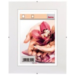 Hama Bilderrahmen Clip-Fix 29,7 x 42 cm (B x H) 18 x 24 cm (B x H) Polystyrol transparent