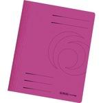 Herlitz Schnellhefter DIN A4 240g/m² Karton pink