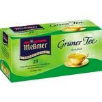 Meßmer Tee ProfiLine Grüner Tee, herb-frisch 25 Btl./Pack.