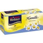 Meßmer Tee ProfiLine Kamille, mild-aromatisch 25 Btl./Pack.
