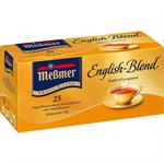 Meßmer Tee ProfiLine Englische Mischung, kraftvoll-prägnant 25 Btl./Pack.