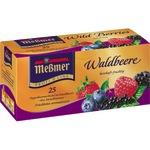 Meßmer Tee ProfiLine Waldbeere, herzhaft-fruchtig 25 Btl./Pack.