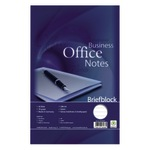 Briefblock Business Office Notes DIN A4 liniert 70g/m² weiß 50 Bl.