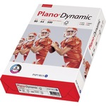 Plano® Multifunktionspapier Dynamic DIN A4 80g/m² 4fach Lochung weiß 500 Bl./Pack.