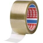 tesa® Packband tesapack® 4089 50 mm x 66 m (B x L) Naturkautschuk transparent