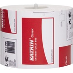 Katrin Toilettenpapier Classic System 2-lagig Zellstoff weiß 800 Bl./Rl. 36 Rl./Pack.