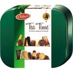 Delacre Gebäckmischung Tea Time 1.000 g/Pack.