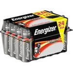 Energizer® Batterie Alkaline Power AAA/Micro LR03 Alkali 1,5V 24 St./Pack.