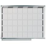 Legamaster Mehrzweckplaner PROFESSIONAL 120 x 90 cm (B x H) Aluminium grau