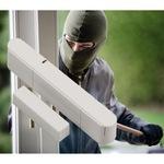 Olympia Tür-/Fenstermelder Tür-/Fenstermelder: 15,7 x 106,8 x 22 mm, Magneteinheit: 11,5 x 48 x 34,5 mm (B x H x T) 868MHz 38g