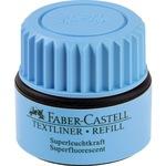 Faber-Castell Nachfülltinte Textmarker TEXTLINER REFILL 1549 Textliner REFILL blau 25ml