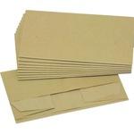 Müllsack 110+20 x 55 cm (B x H) 120l Kraftpapier braun