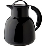 Helios Isolierkanne Renature 1l Kunststoff, 98 % recycelt schwarz