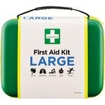 CEDERROTH Erste Hilfe Koffer Large 31 x 24,7 x 8 cm (B x H x T) grün