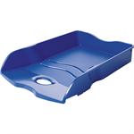 HAN Briefablage LOOP DIN A4, DIN C4 Polypropylen Farbe: blau