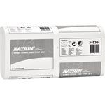 Katrin Papierhandtuch Plus One stop M 2 23,5 x 25,5 cm (B x L) Tissue weiß 21 x 144 Bl./Pack.