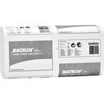 Katrin Papierhandtuch Plus One Stop L 3 20 x 34 cm (B x L) Tissue weiß 21 x 90 Bl./Pack.