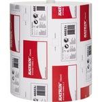 Katrin Handtuchrolle Classic System towel L 2 21 cm x 200 m (B x L) Tissue weiß 6 Rl./Pack.