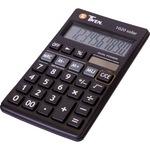 TWEN Taschenrechner 1020 solar 1 x 10-stellig schwarz Solar-Energie, Batterie