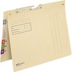 Leitz Pendelhefter Orgacolor® DIN A4 260g/m² Amtsheftung Kraftkarton chamois