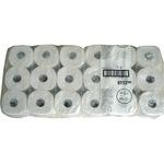 KIMBERLY-CLARK PROFESSIONAL Toilettenpapier Standard 2-lagig Tissue weiß 400 Bl./Rl. 6 Rl./Pack.