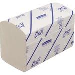 Scott® Papierhandtuch Essential™ 20 x 21 cm (B x L) AIRFLEX™ weiß 15 x 320 Bl./Pack.