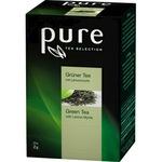 Pure Tee Selection Grüner Tee mit Lemonmyrte 25 Btl./Pack.