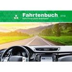 RNK Fahrtenbuch DIN A6 quer PKW 32 Bl.