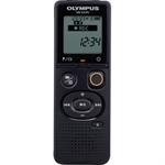 OLYMPUS Diktiergerät VN-541PC 3,75 x 10,8 x 2 cm (B x H x T) 94.200 (LP), 15.060 (TALK/MUSIC), 29.700 (MEMO)min inkl. Spracherkennungssoftware (nur Windows®), Micro-USB-Kabel schwarz