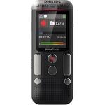Philips Diktiergerät Digital Voice Tracer DVT 2710 4,5 x 11,3 x 2 cm (B x H x T) LP) 136.800 min., (SP) 17.040 min., (HQ) 11.400 min., (SHQ) 5.400 min., (PCM) 720min