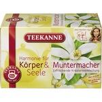 Teekanne Tee Wellness Muntermacher 20 Btl./Pack.