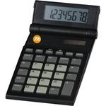 Triumph-Adler Taschenrechner L819 Solar 1 x 8-stellig schwarz Solar-Energie, Batterie