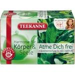 Teekanne Tee Harmonie für Körper und Seele Atme Dich frei 20 Btl./Pack.