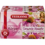 Teekanne Tee Harmonie für Körper und Seele Gesunde Abwehr 20 Btl./Pack.