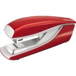 Leitz Flachheftgerät New NeXXt 40 Bl. (80 g/m²) 24/6, 26/6, 24/8 Metall/Kunststoff rot