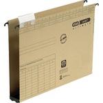 ELBA Hängesammler vertic® Ultimate® DIN A4 Karton naturbraun